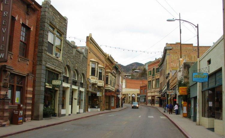 Bisbee Tour