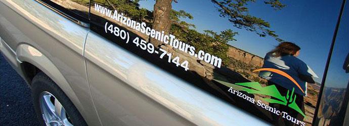 Custom Arizona Scenic Tours