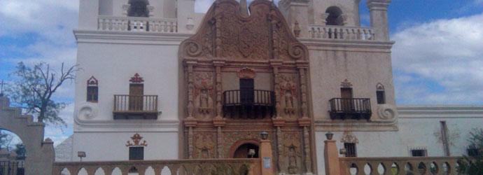Spanish Missions Tour